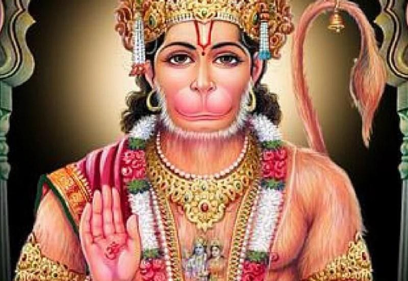 The Yogic Meaning of Hanuman