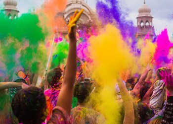 Holi – Burn the Old, Celebrate Life