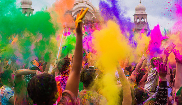 Holi – Burn the Old, Celebrate Life