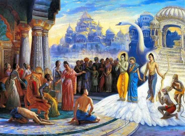 The Light of Rama and Ramayana