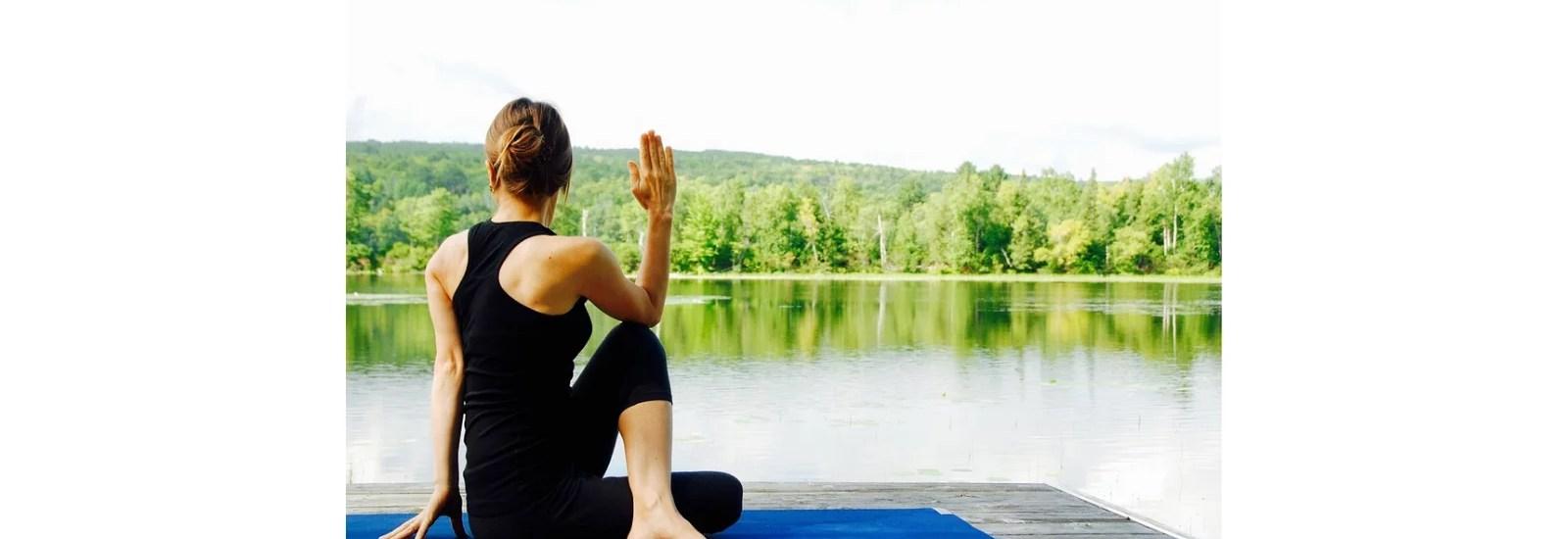 Yoga and Pranayama to Keep You Cool Through Summer