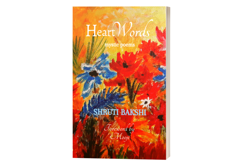 HeartWords: mystic poems | Book now available