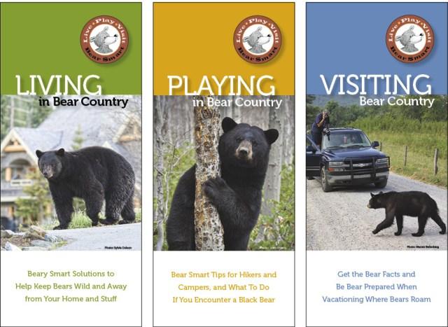 3 BearSmart guides