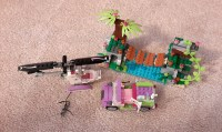 Jungle Bridge Rescue LEGO kit means tons of fun for your kids