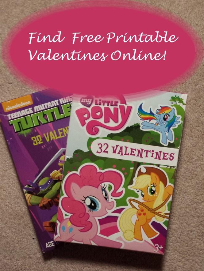 My Little Pony Friendship Is Magic Valentine Card Creator