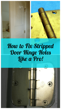 How To Repair Cabinet Door Hinge Holes.How To Repair ...
