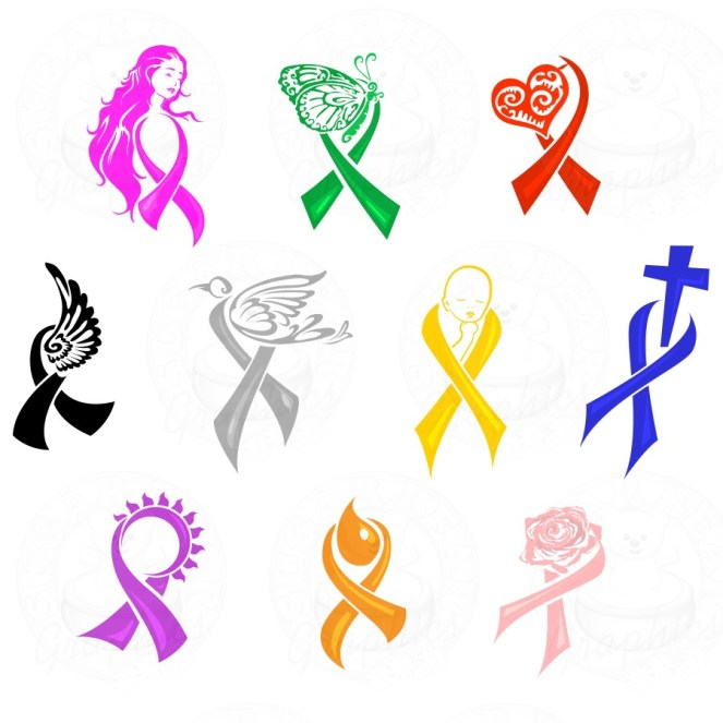 The Awareness Ribbon How It Started Living With