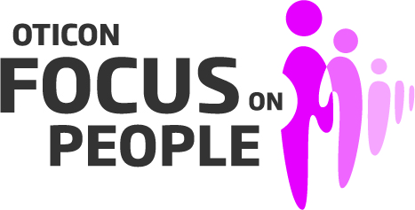 I'm An Oticon Focus On People Awards Finalist!