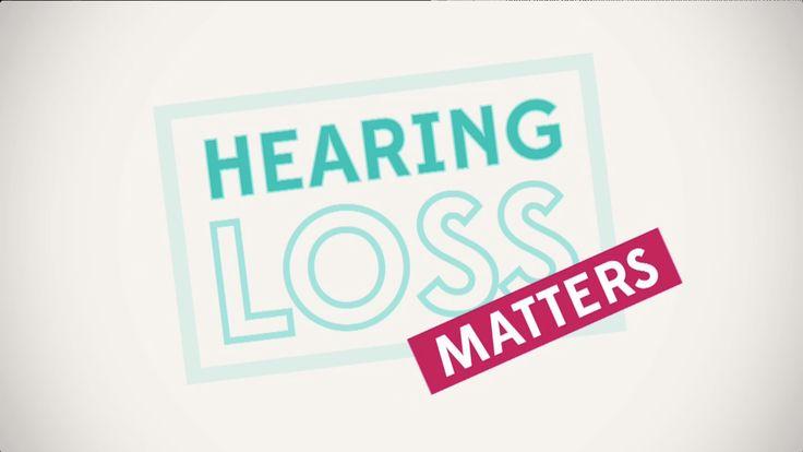Hearing Loss Is Finally Being Taken Seriously