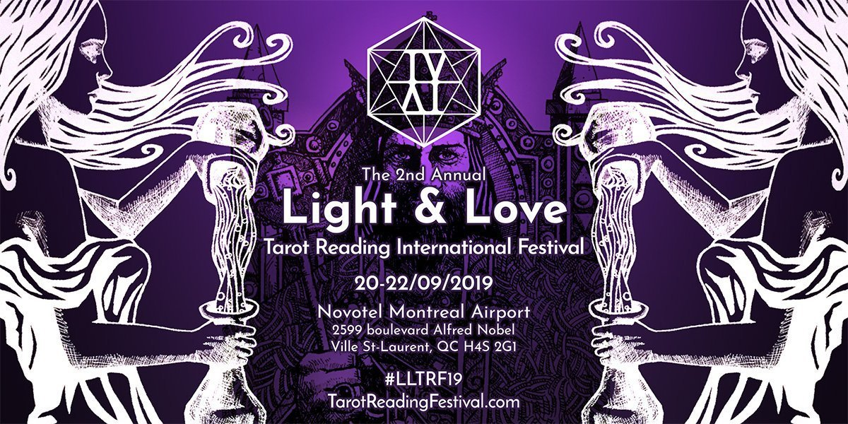 The Second Annual Light & Love Tarot Reading Festival