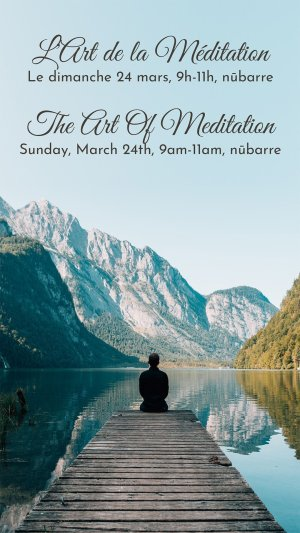 L'Art de la Méditation - The Art Of Meditation