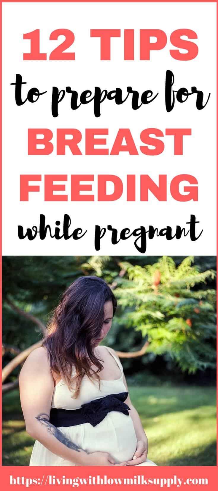 Preparing for Breastfeeding During Pregnancy | 12 ...
