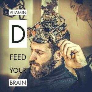 Vitamin D for brain function