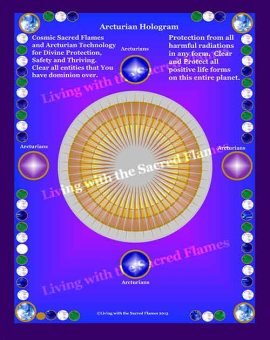 New Arcturian Hologram Featured