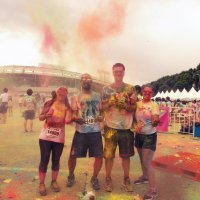 Color Me Rad Korea!