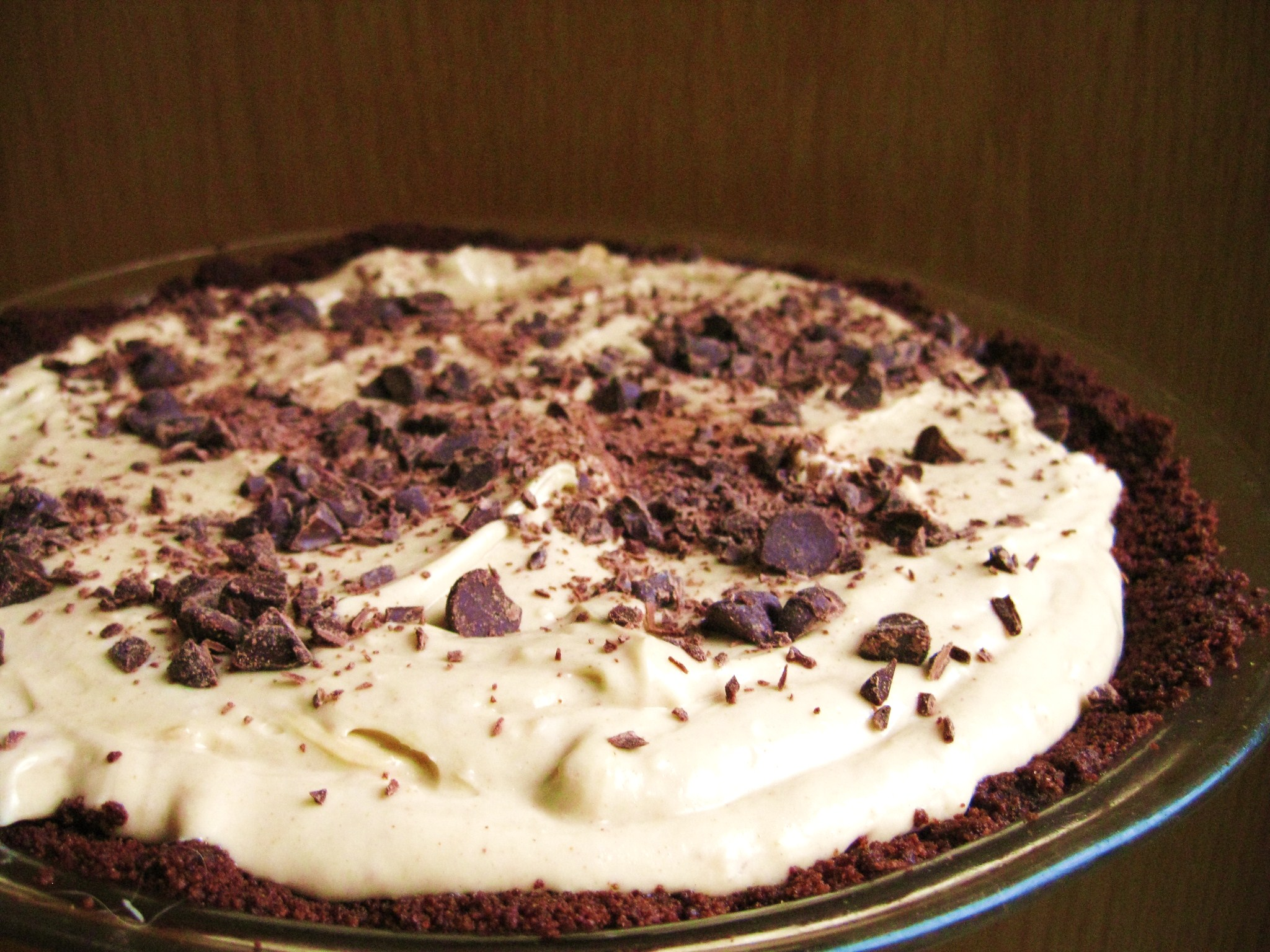 Confections Of A High School Baker, Peanut Butter Pie