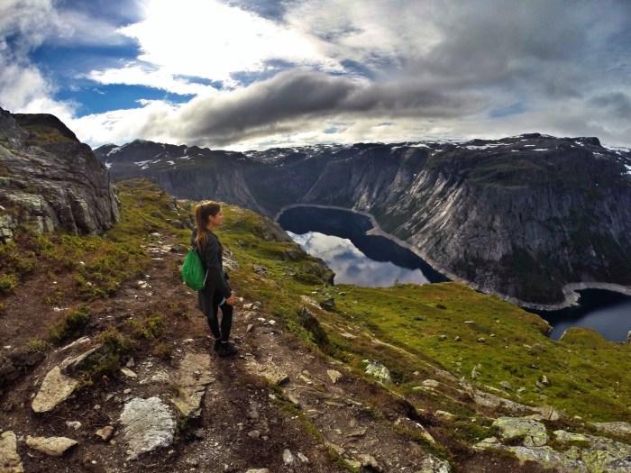 Hiking Trolltunga Norway