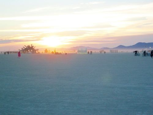 Burning Man Playa