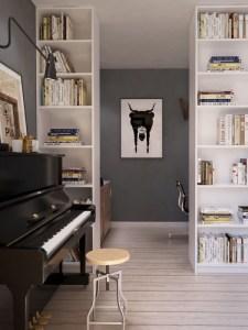 piano room design