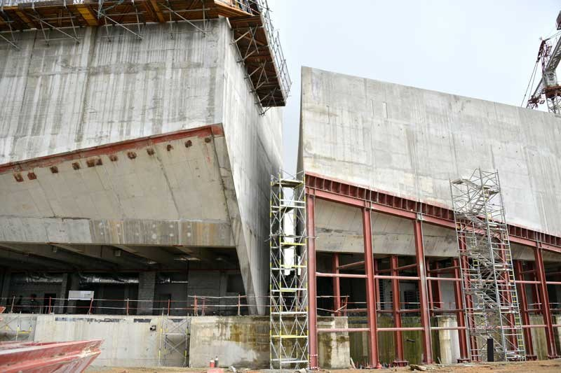 Calabar-International-Convention-Centre-pilling-works-removal-3