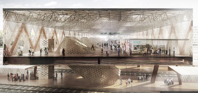 AZPML-architects-rabat-agdal-masterplan-and-train-station-morocco-designboom-02
