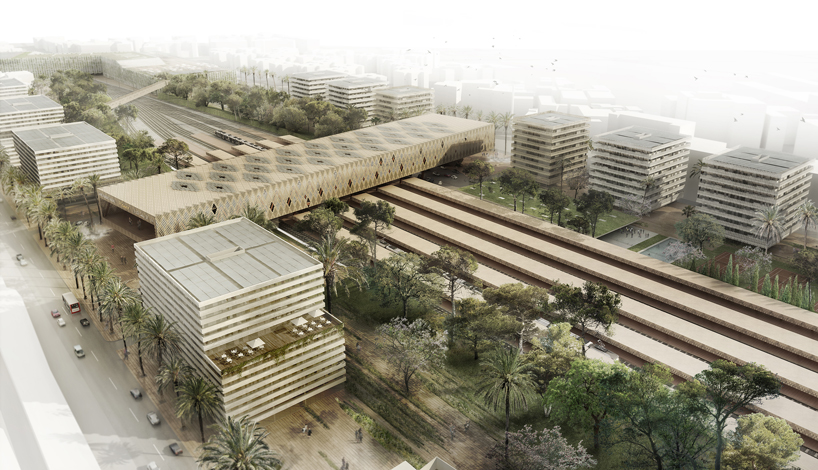 AZPML-architects-rabat-agdal-masterplan-and-train-station-morocco-designboom-03