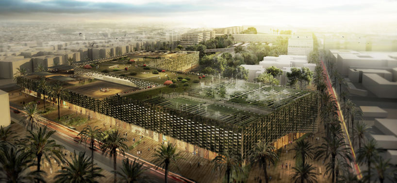 AZPML-architects-rabat-agdal-masterplan-and-train-station-morocco-designboom-04