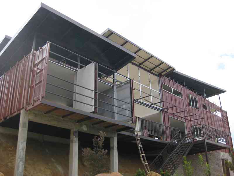 A Contemporary Malaysian Container Home By Ken Kwok Of Anand