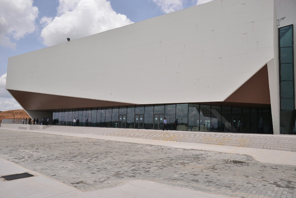 calabar international convention center a7