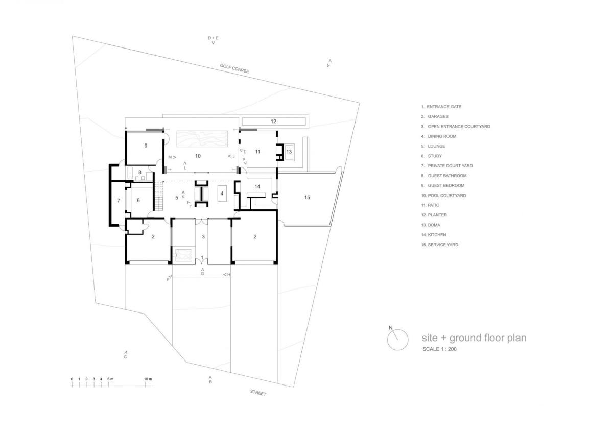 House Steyn floorplan 01