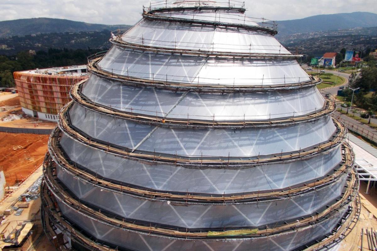 kigali convention center under construction 4