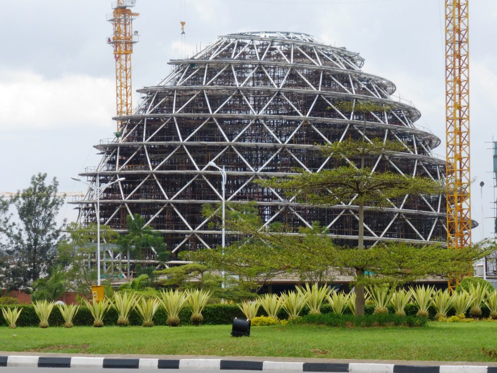 kigali convention- dome f