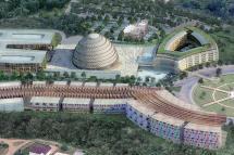 Rwanda Kigali Convention Center