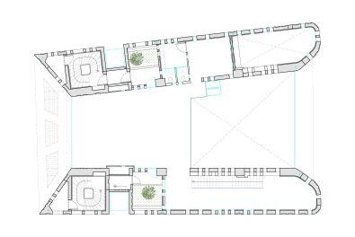 white walls jean nouvel plan 2