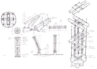 BAMBOO HOUSE _STUDIO CARDENAS15._Sketches