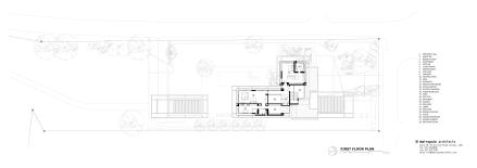 TLV HOUSE first floor plan