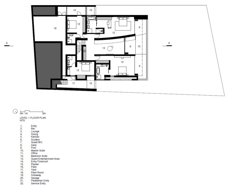 Three14_OVD525_Level 1 Floor Plan