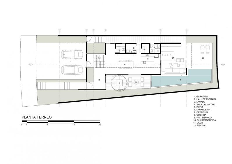 casa guaime _03_floor plans