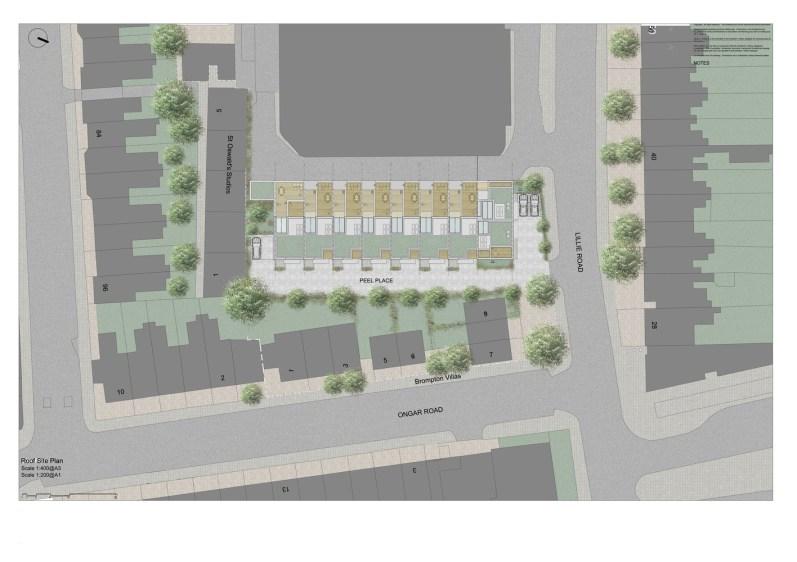 P:ProjectsHousing�944 Lillie RoadDrawings�3 PlanningPL 100