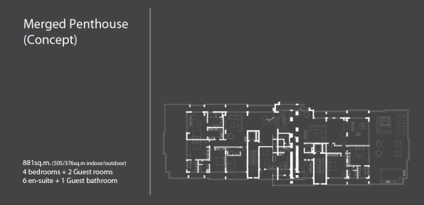 Maansbay Apartments lagos_Pent-Concept