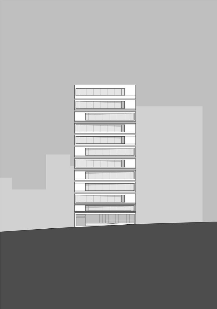 KN10 Building_09_Costa Lopes_elevation
