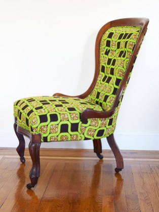 Lost In Your Accent Chair 2