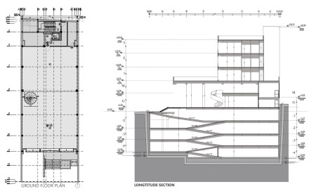 farmanieh commercial building_16_alidoost and partners_drawings_section