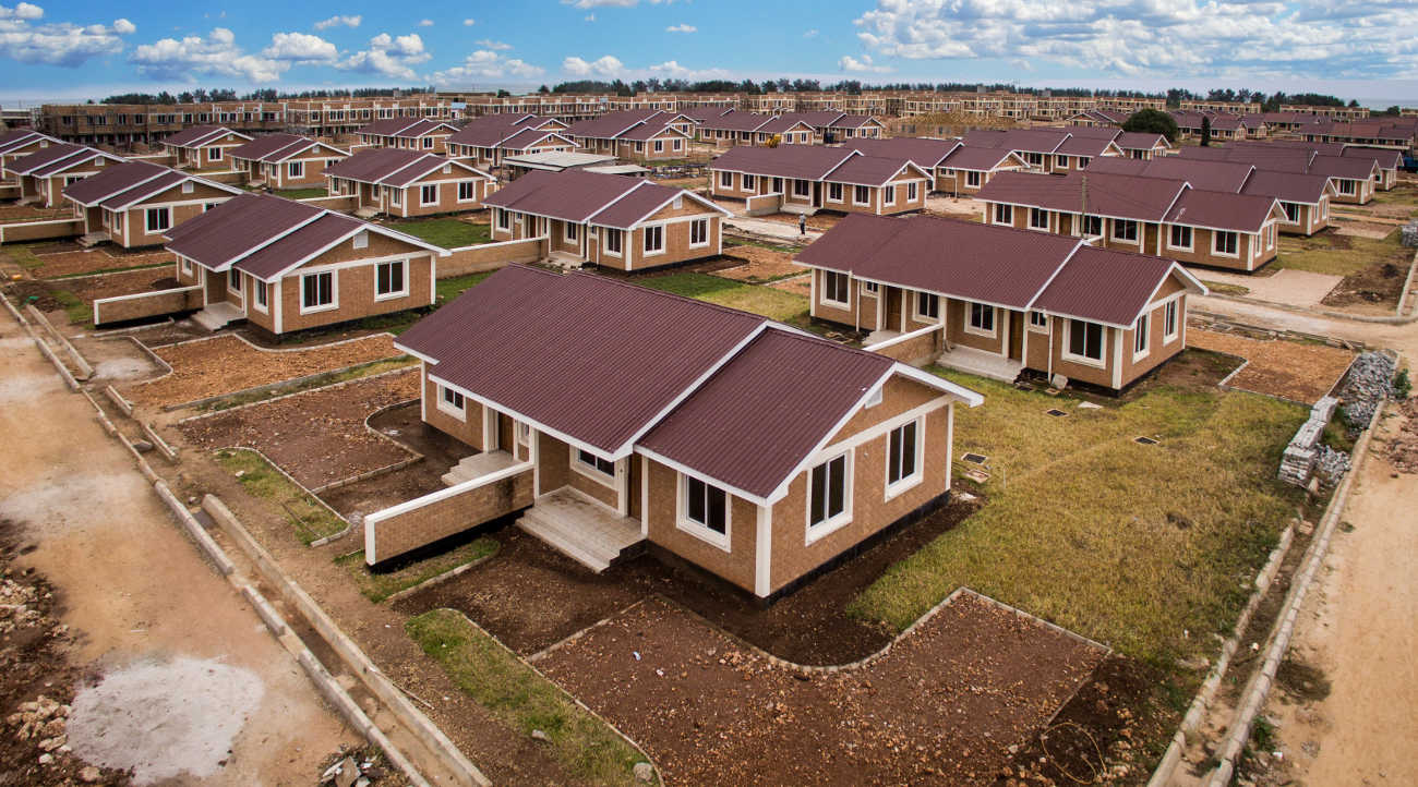 Tanzania to build 200,000 affordable homes each year