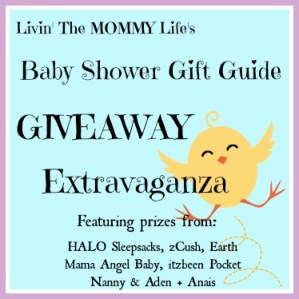 baby shower giveaway