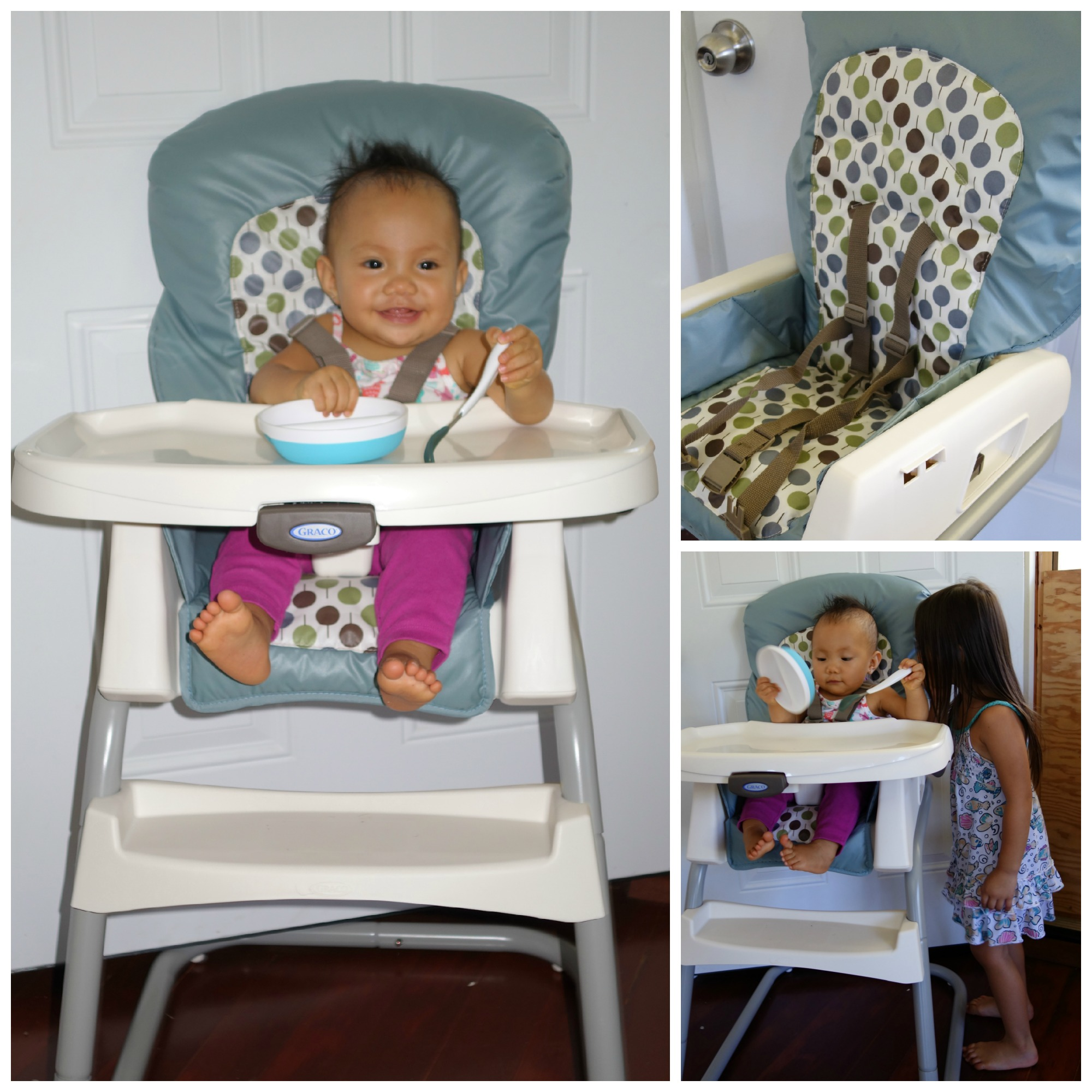 high chair food catcher harry bertoia gracos ready2dine highchair and breaze click connect