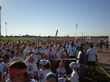 At the Start