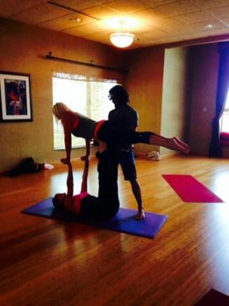 Acro Yoga 5