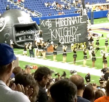 Knighty Knight, Bears!