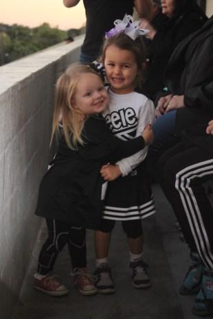 Landri and Reese!